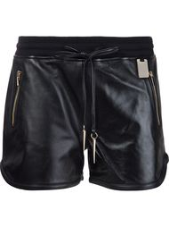шорты 'Fig' с карманами на молнии Thomas Wylde