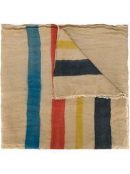 шарф в полоску Ermanno Gallamini