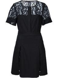 платье 'Cypress' с кружевными панелями Thomas Wylde