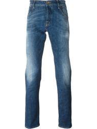 укороченные джинсы  Jacob Cohen