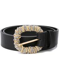 chain buckle belt Orciani