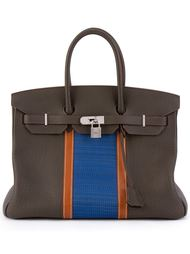 сумка-тоут 'Birkin Club 35'  Hermès Vintage