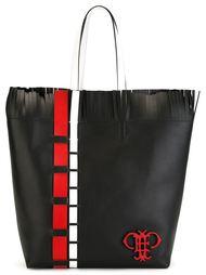 сумка на плечо с контрастными деталями Emilio Pucci