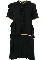 платье с оборками  Rossella Jardini