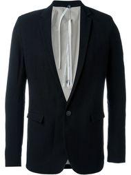 классический однобортный пиджак Label Under Construction