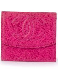 кошелек для монет с логотипом Chanel Vintage