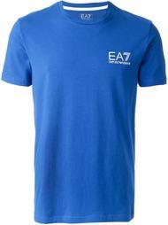 футболка с логотипом Ea7 Emporio Armani