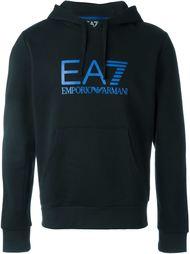 толстовка с капюшоном   Ea7 Emporio Armani