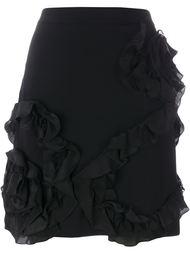юбка с оборками Rossella Jardini