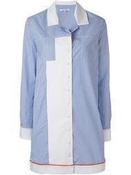рубашка с панельным дизайном  Carven