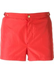 front button swim shorts Eleventy