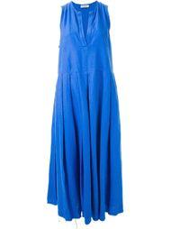 плиссированное платье без рукавов Rachel Comey