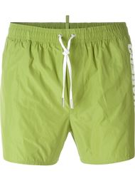 logo swim shorts Dsquared2 Beachwear