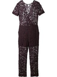 lace jumpsuit MSGM
