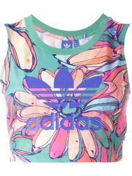топ с принтом  Adidas Originals