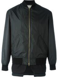 двухслойная куртка-бомбер  Casely-Hayford