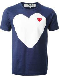рубашка с принтом Comme Des Garçons Play