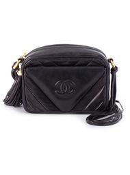 маленькая стеганая сумка на плечо Chanel Vintage