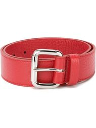 square buckle belt Orciani