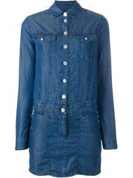 джинсовое платье Anthony Vaccarello