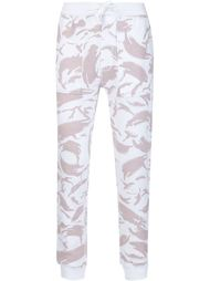 камуфляжные брюки Maharishi