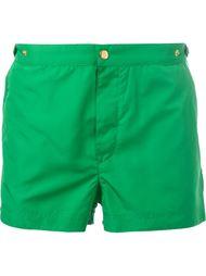 front button swim shorts Eleventy