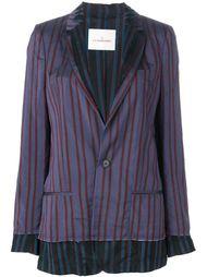полосатый пиджак '161 Decaye' A.F.Vandevorst
