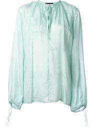 рубашка-туника  Haider Ackermann