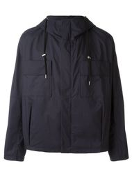 куртка с капюшоном  Raf Simons