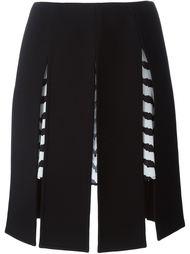 юбка с панельным дизайном Neil Barrett
