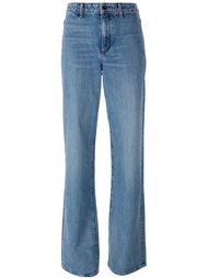 джинсы свободного кроя Helmut Lang