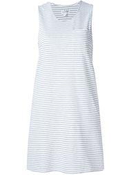 платье-майка в полоску Engineered Garments