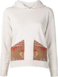 blanket pocket hoodie Visvim