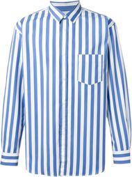 рубашка в крупную полоску Comme Des Garçons Shirt