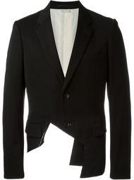 асимметричный пиджак с заостренными лацканами Comme Des Garçons Homme Plus