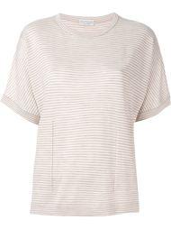 striped T-shirt Brunello Cucinelli