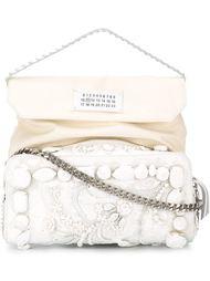 декорированная сумка на плечо Maison Margiela