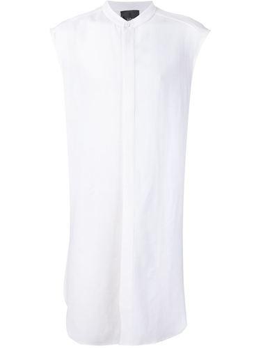 удлиненная рубашка без рукавов Thamanyah