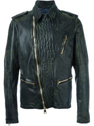 куртка со смещенной застежкой Etro