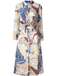 длинное платье-рубашка Rachel Comey