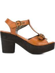 сандалии на платформе  Fiorentini +  Baker