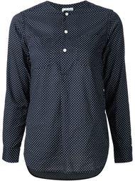 рубашка в горошек Engineered Garments