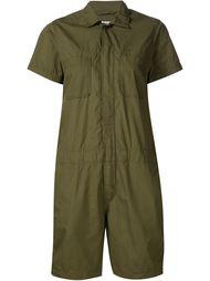 patch pocket romper Engineered Garments