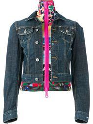 многослойная джинсовая куртка Dsquared2