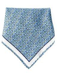платок-паше с узором в очки Fefè