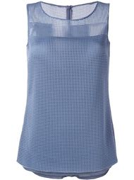 mesh tank top Akris