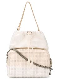 плетеная сумка на плечо Maison Margiela