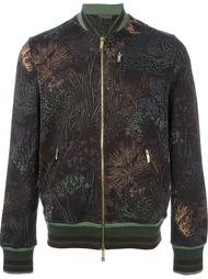 printed zipped sweatshirt Etro