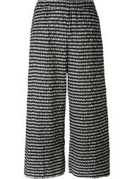 брюки прямого кроя 'Venetto Check' Studio Nicholson