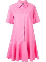 расклешенное платье-рубашка I'M Isola Marras